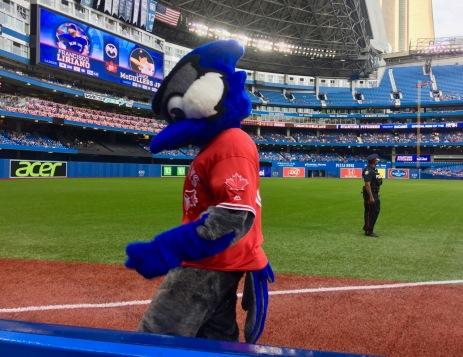 Blue Jays vs. Astros