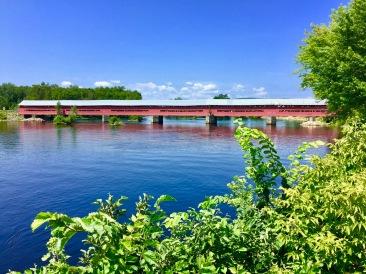 Covered bridge, Quebec